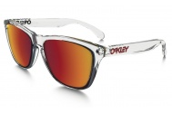 OAKLEY FROGSKINS 9013 A5 Crystal Collection